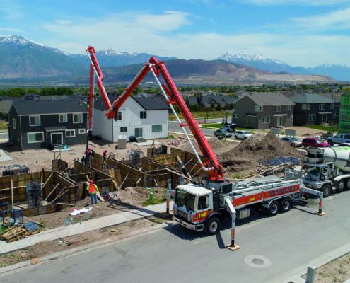 SCHWING S 36 X Betonaz Salt Lake City USA